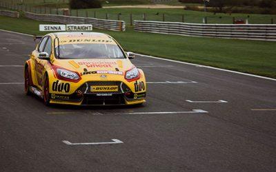 Dunlop Prize Drive Day – BTCC Touring Car Test